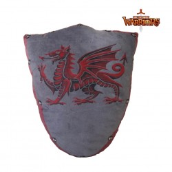 NEW! - Medieval Knights Pendragon Shield